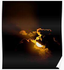 RIM LIGHTING Poster