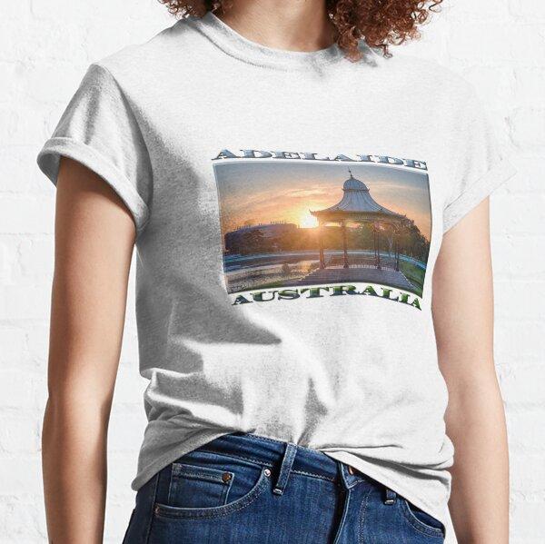 Elder Park Sunset Classic T-Shirt