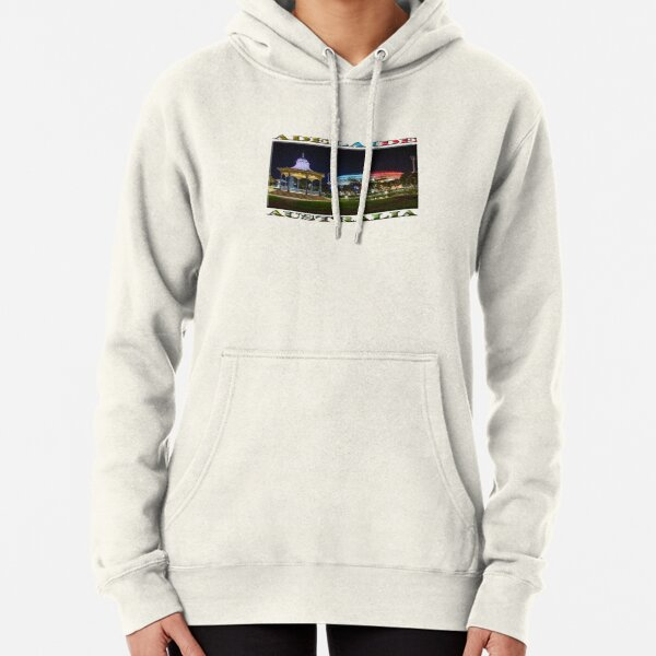 Adelaide Pays Tribute Pullover Hoodie