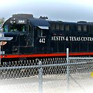 Alco Diesel #442 - Austin & Texas Central by Jack McCabe