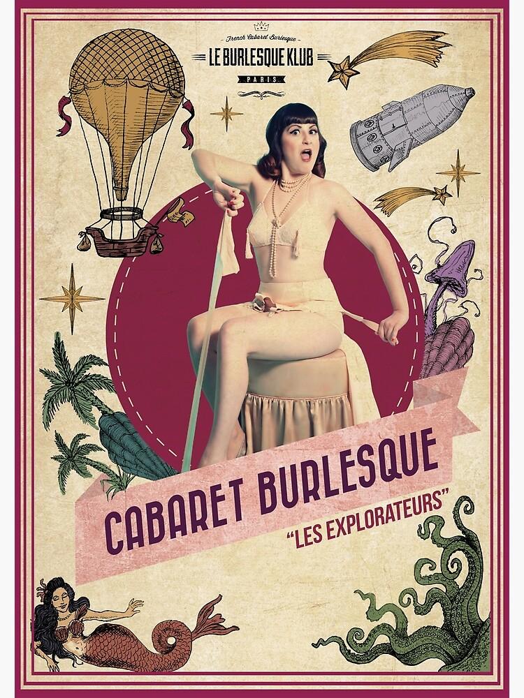 «Les Explorateurs» par cabaretb