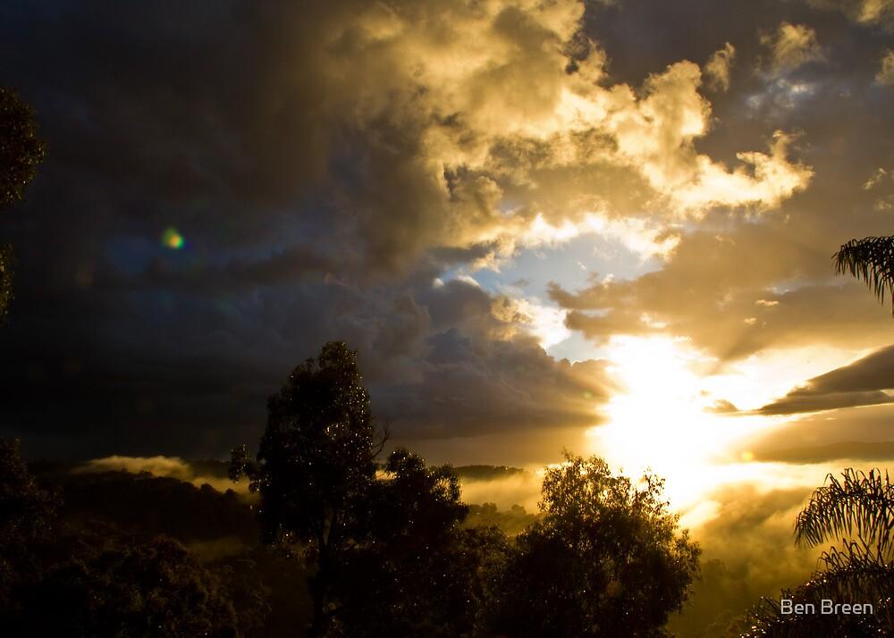 Sunrise 5 by Ben Breen