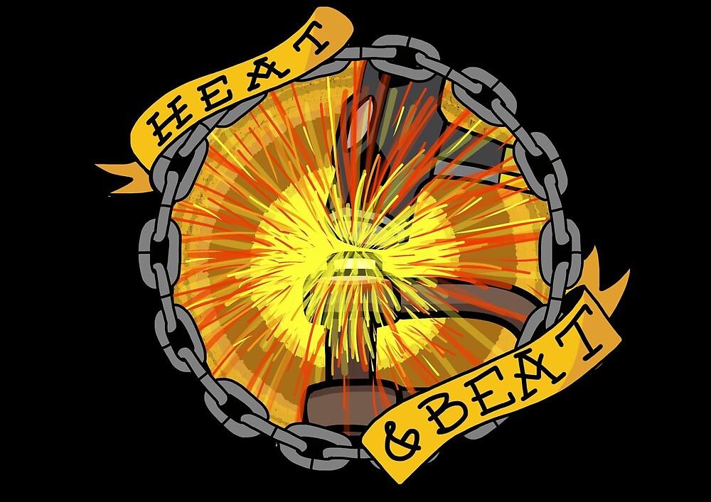 Coast Guard ATON - Heat & Beat by AlwaysReadyCltv