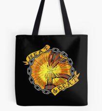 Coast Guard ATON - Heat & Beat Tote Bag
