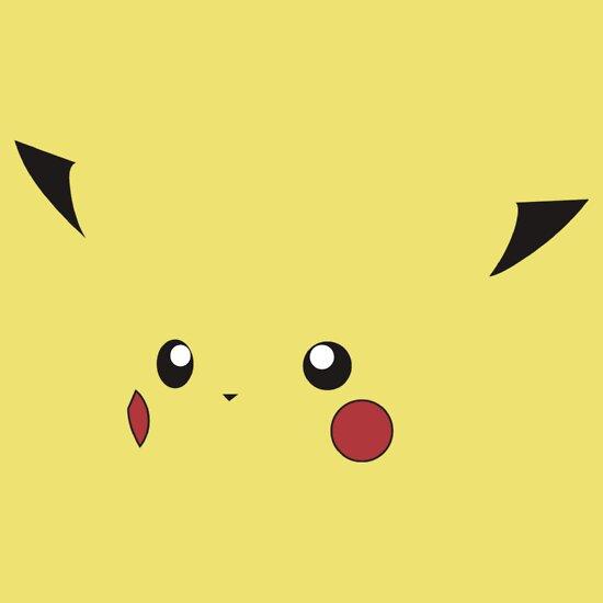 TShirtGifter presents: Pikachu - minimalist