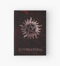 Supernatural Anti-Possession Symbol Hardcover Journal