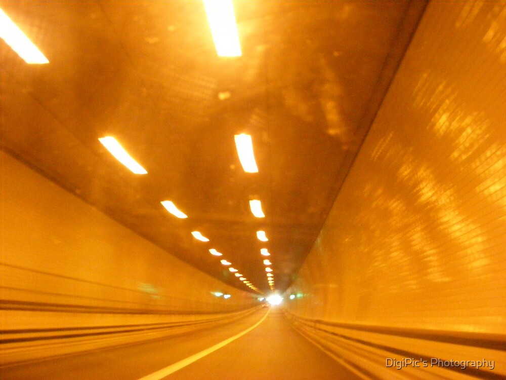 Tunnel Vision by DigiPic's Photography