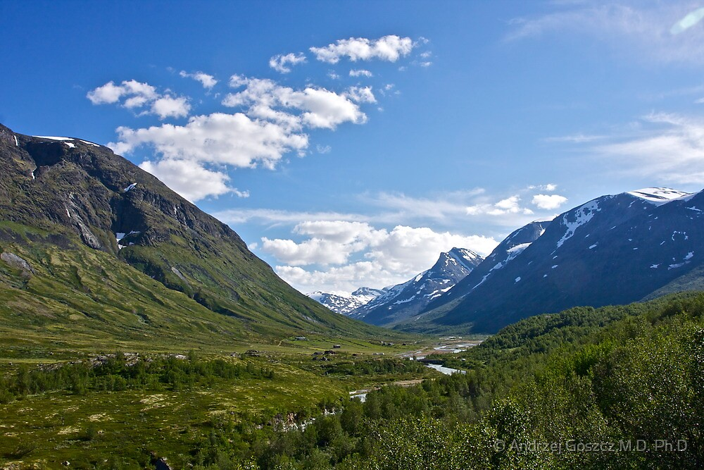 Jotunheimen  . Oppland . Norway . by Brown Sugar . Favorites: 3 Views: 269 . Thx!  by © Andrzej Goszcz,M.D. Ph.D
