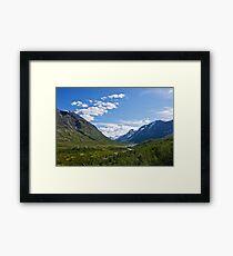 Jotunheimen  . Oppland . Norway . by Brown Sugar . Favorites: 3 Views: 269 . Thx!  Framed Print
