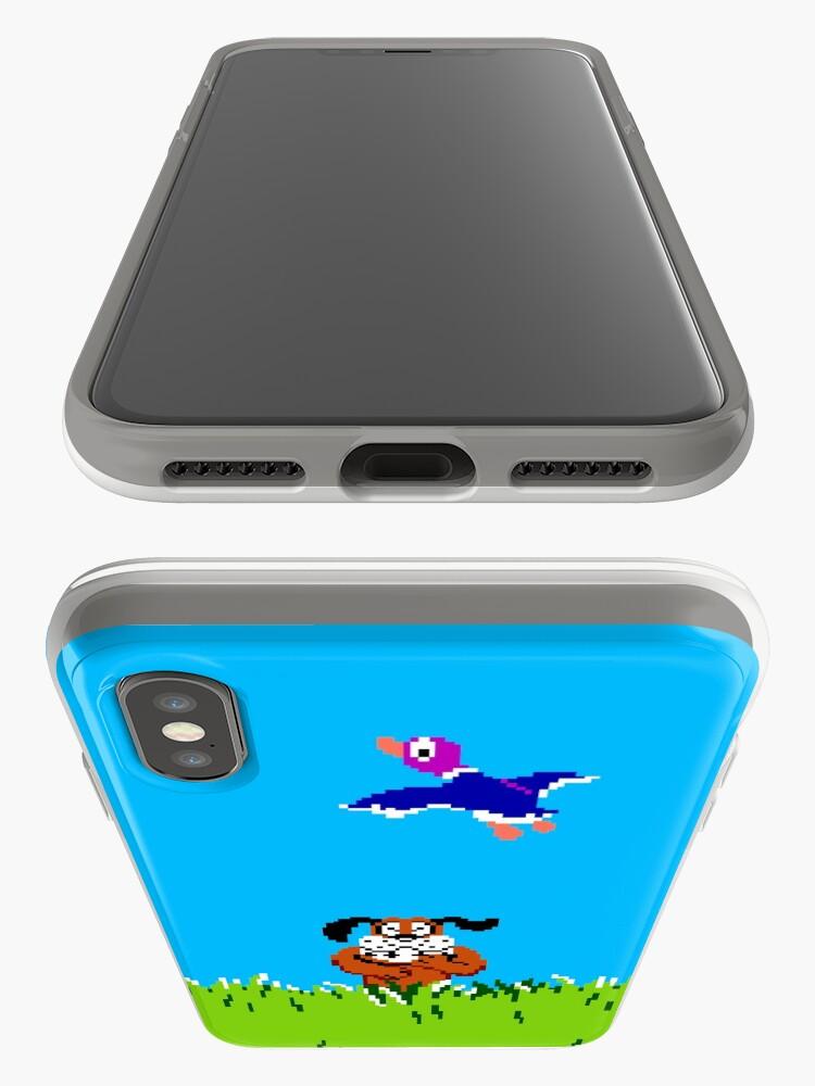 Alternative Ansicht von Duck Hunt iPhone-Hülle & Cover