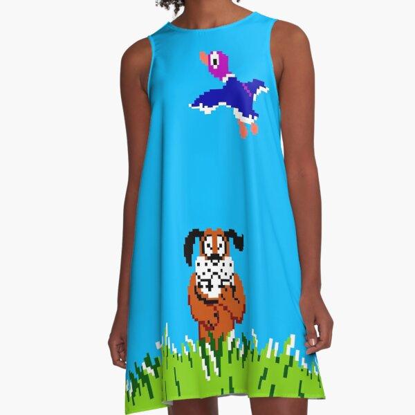 Duck Hunt A-Line Dress