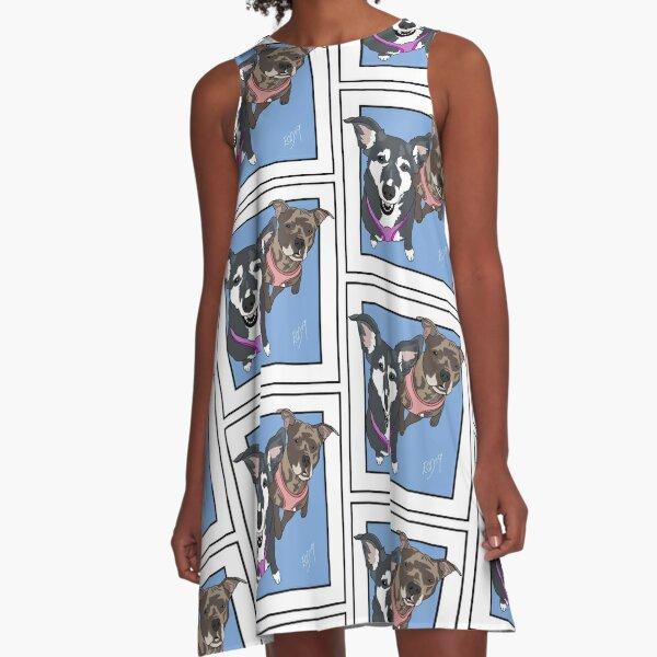 Mindy and Sersha A-Line Dress