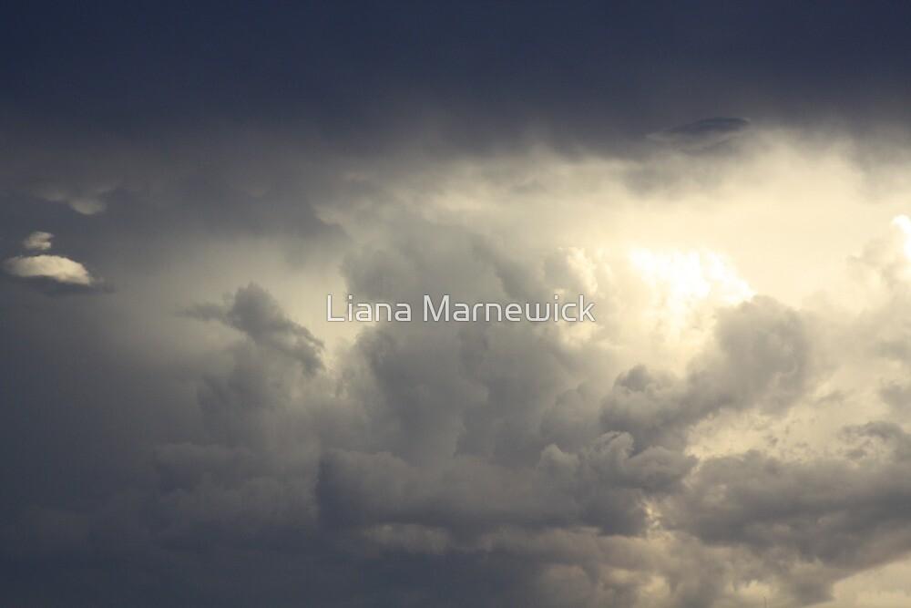 Thunderclouds by Liana Marnewick