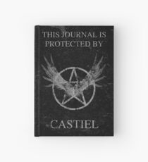 Supernatural Castiel Hardcover Journal