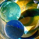 Beach marbles.. by Ali Brown