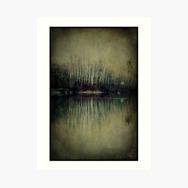 Crossing Over Art Print