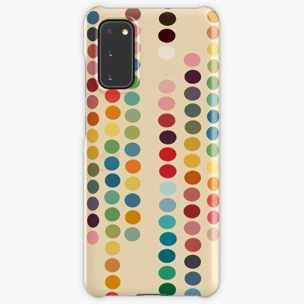 Retro dots Samsung Galaxy Snap Case
