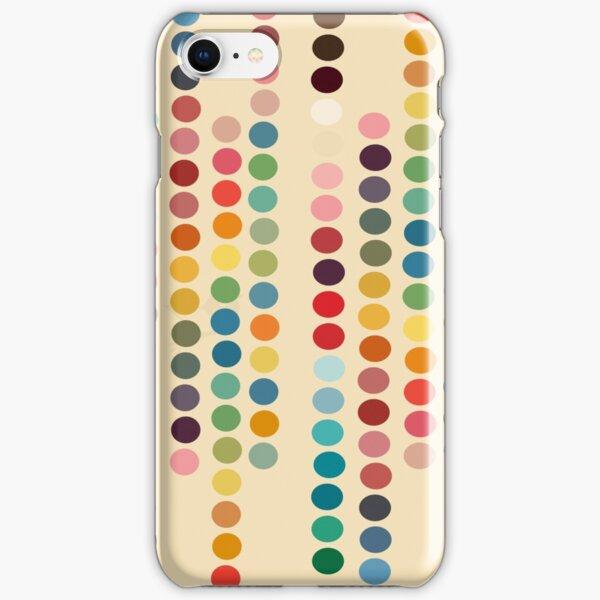 Retro dots iPhone Snap Case