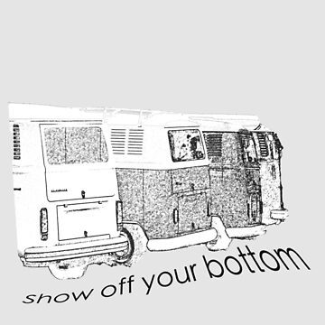 Kombi-bottoms - show off your bottom by melodyart