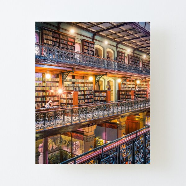 Mortlock Magic Canvas Mounted Print