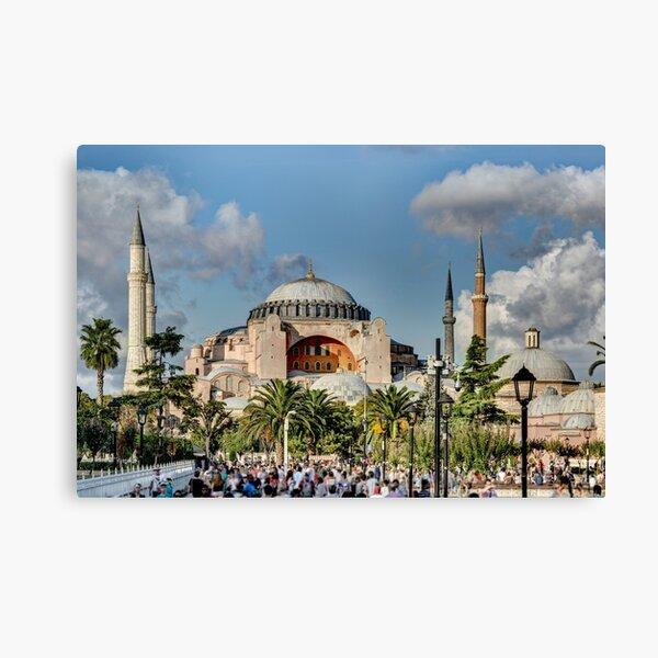 Hagia Sophia 09 Canvas Print