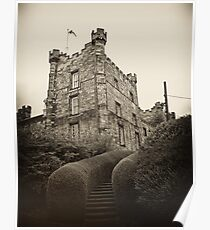 Lumley Castle: Our Wedding Venue Poster