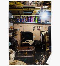 Leather workshop pt. II Poster
