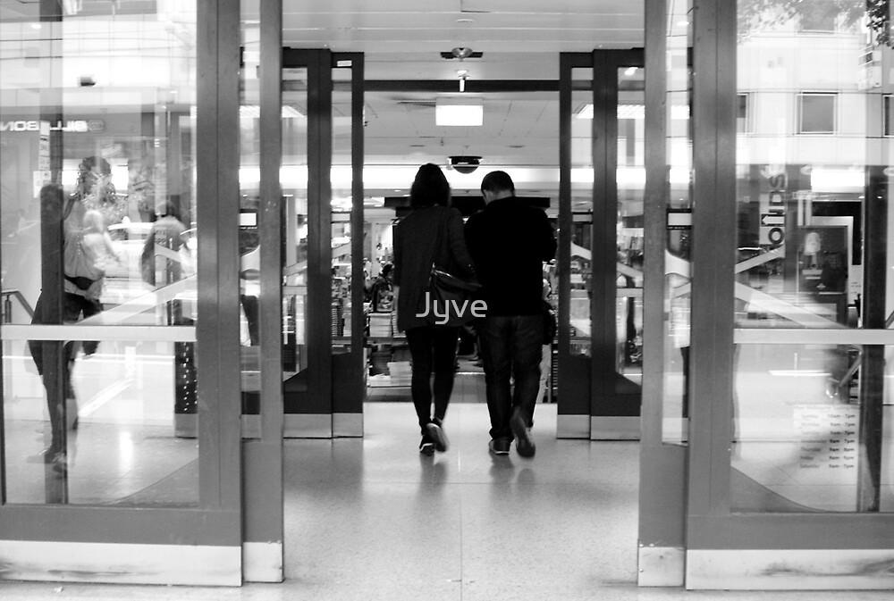 Entrance by Jyve