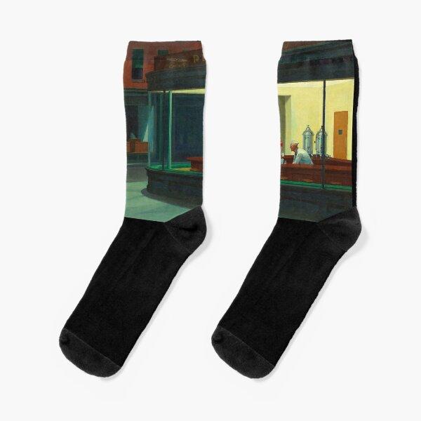 Edward Hopper Socken