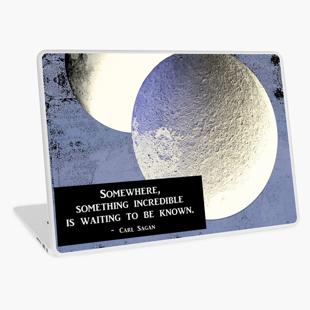 Worlds of Possibility Laptop Skin