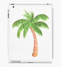 Tropical Palm Tree - Watercolor iPad Case/Skin