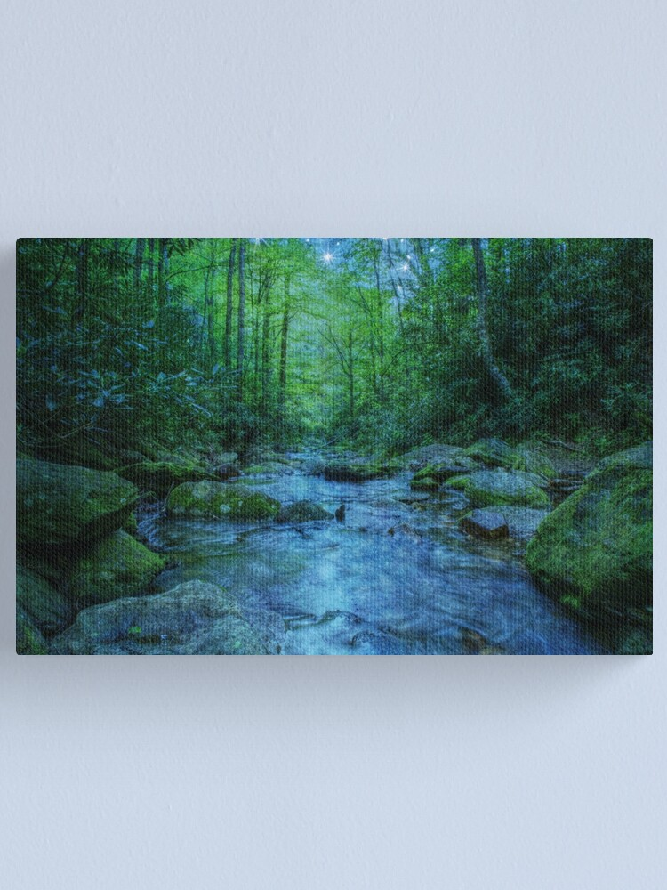 Alternate view of River of Dreams Canvas Print