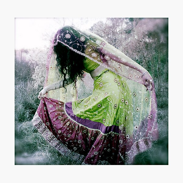 Fearless Dancing Photographic Print