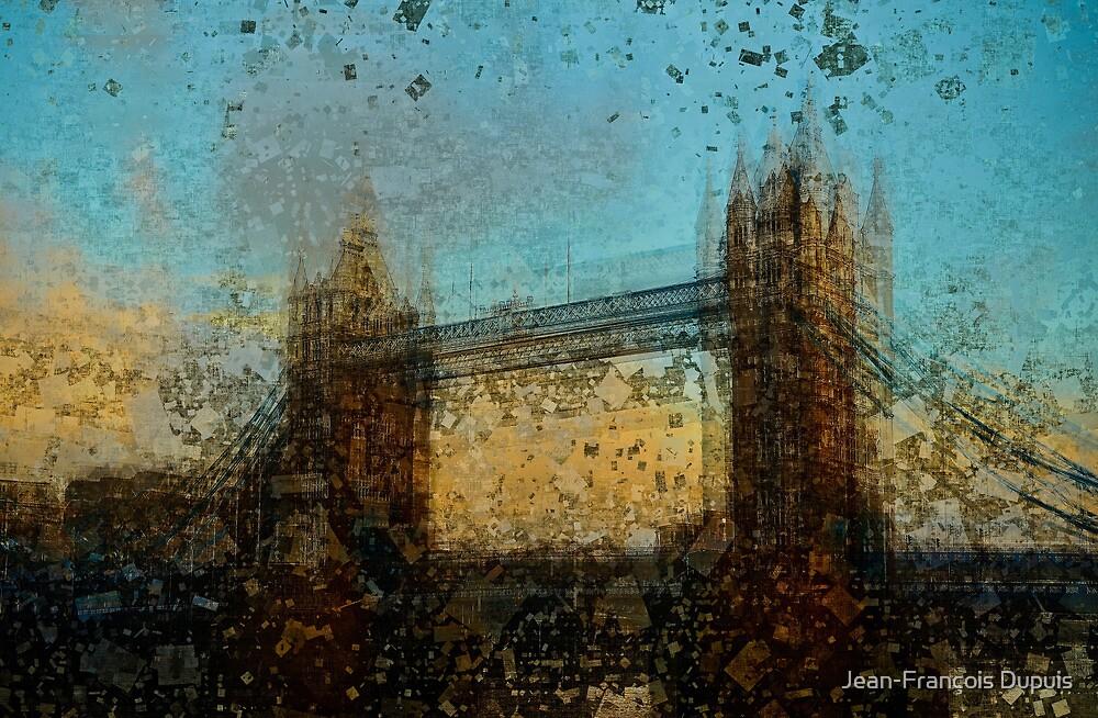 London bridge by Jean-François Dupuis