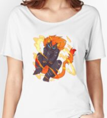 Fire Demon Women's Relaxed Fit T-Shirt