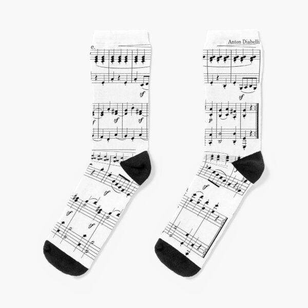 Map Of The World Map From Old Sheet MusicFashion Athletic Socks Knee High Socks For Men/&Women All Sport Holiday