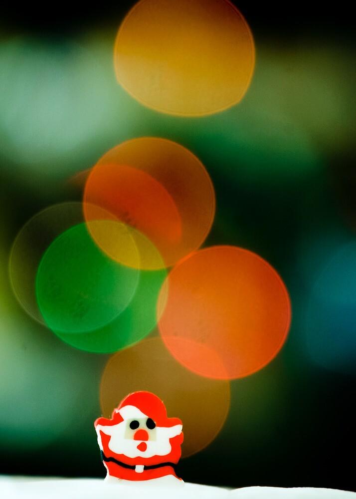 Saint Nicholas by Debbie West