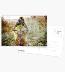 Namaskar Postcards
