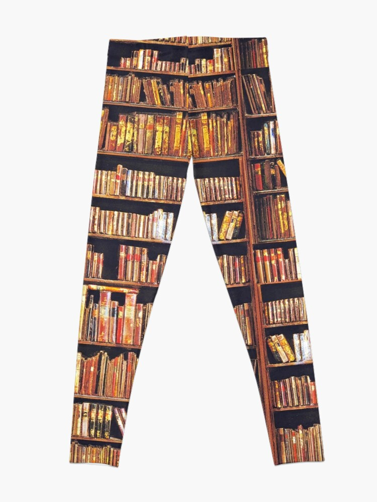Alternate view of Bibliophile Leggings