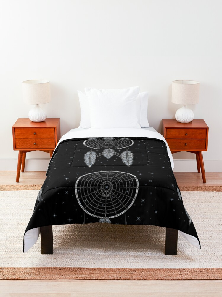 Alternate view of To Boldly Dream Comforter