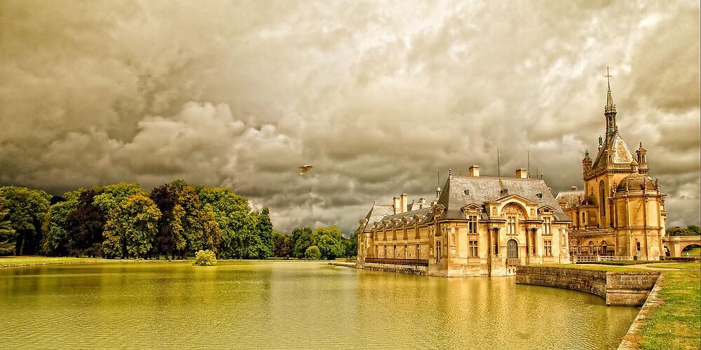 Castle by Hetty Mellink