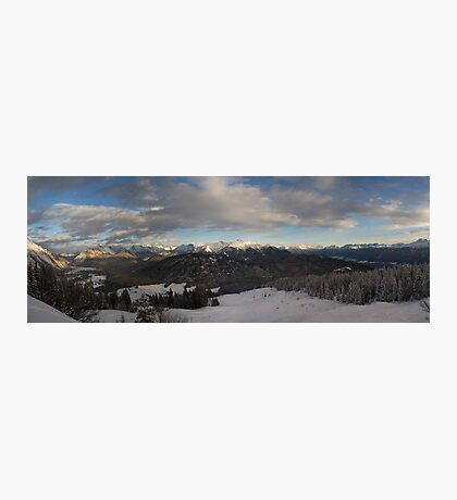 Backcountry Photographic Print