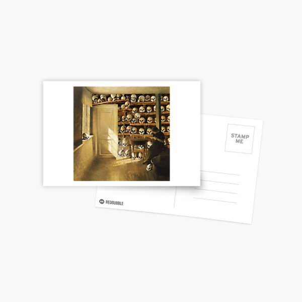 THE SILENCE SPEAKS Postcard