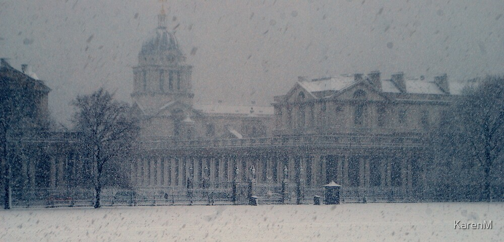 Greenwich Naval College by KarenM