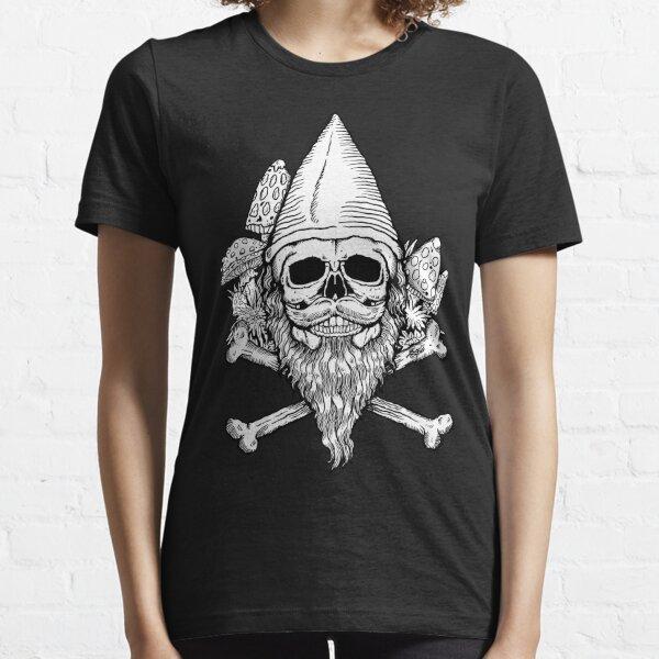Gnome Skull Essential T-Shirt