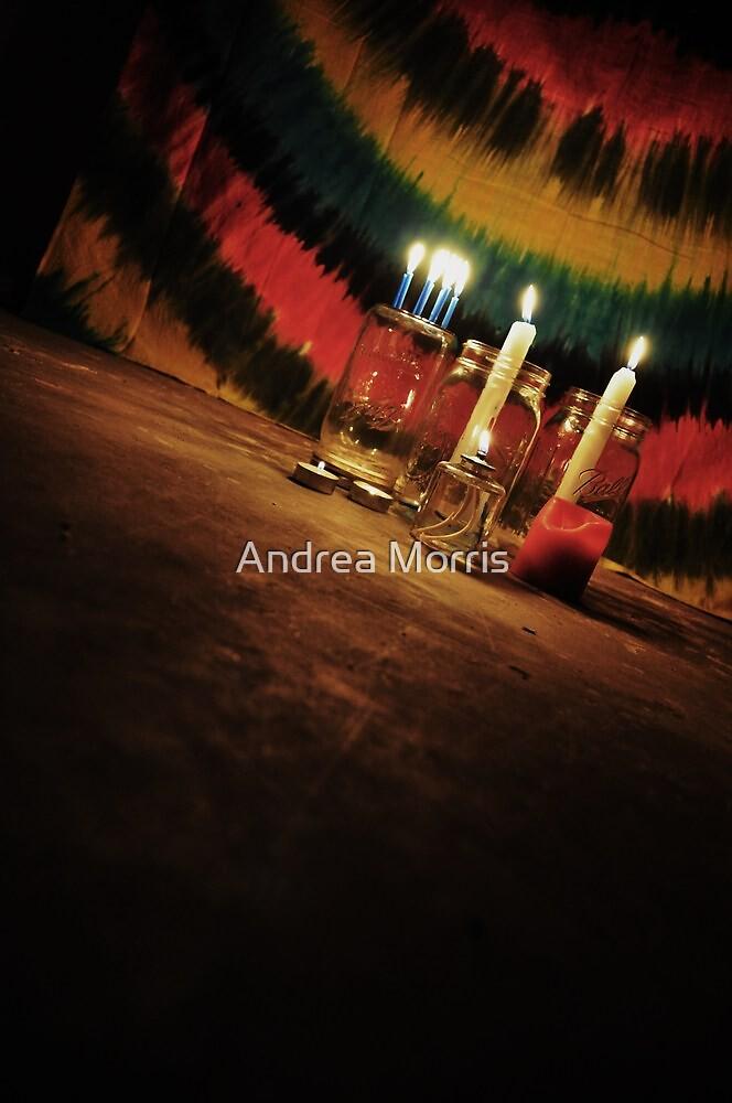 Candle Room.2 by Andrea Bodnarik