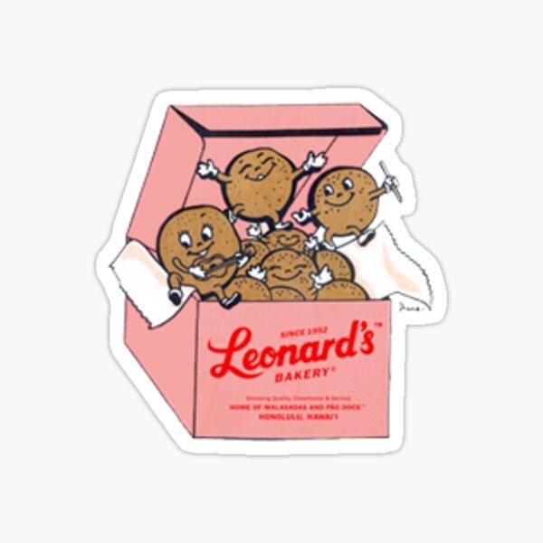 Leonard's Bakery Sticker