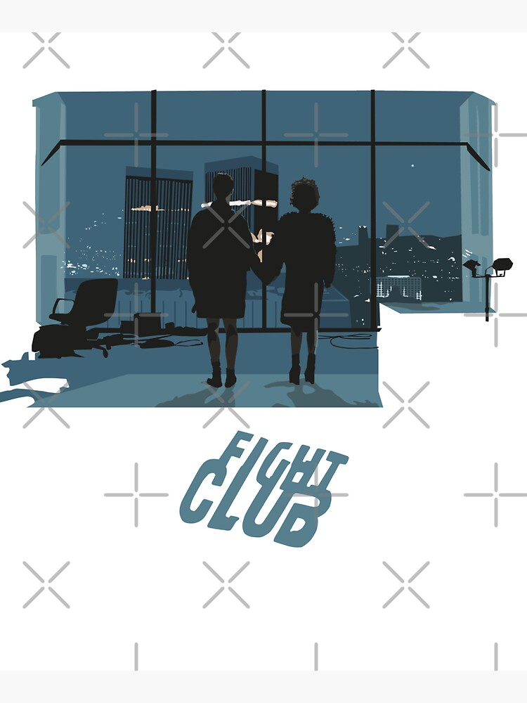 Fight Club by lor4rt