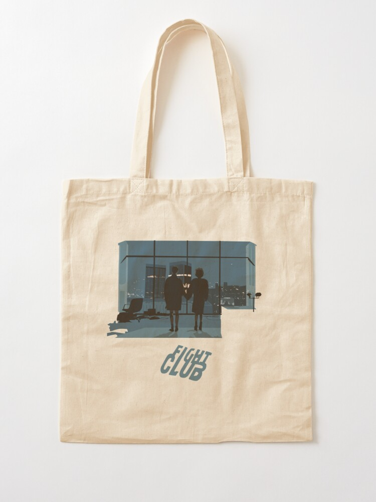Alternate view of Fight Club Tote Bag