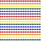 Pride Dots by technoqueer